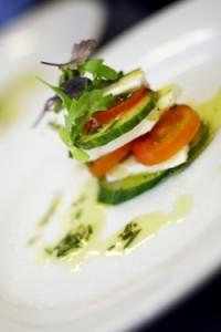 Like caprese, but different