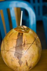 coconut water has more electrolytes than sports drinx